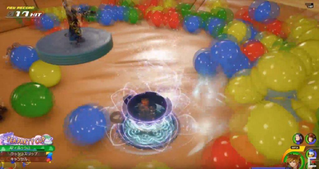 キングダムハーツⅢ ゲーム画像