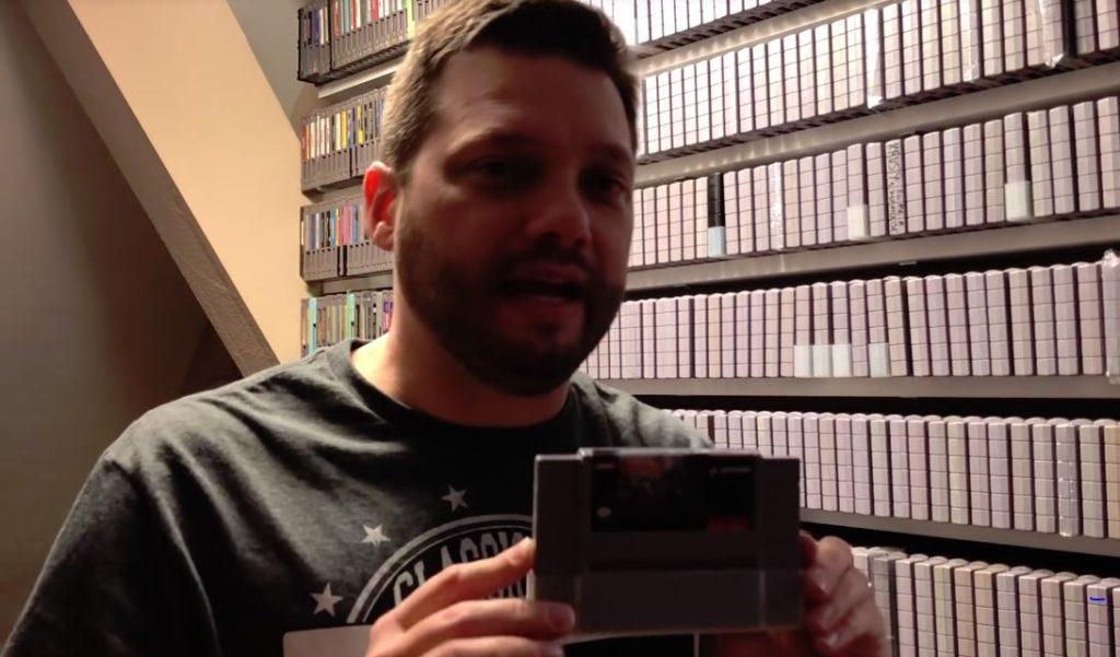 ゲームソフトを最も持っている男が好きなゲーム