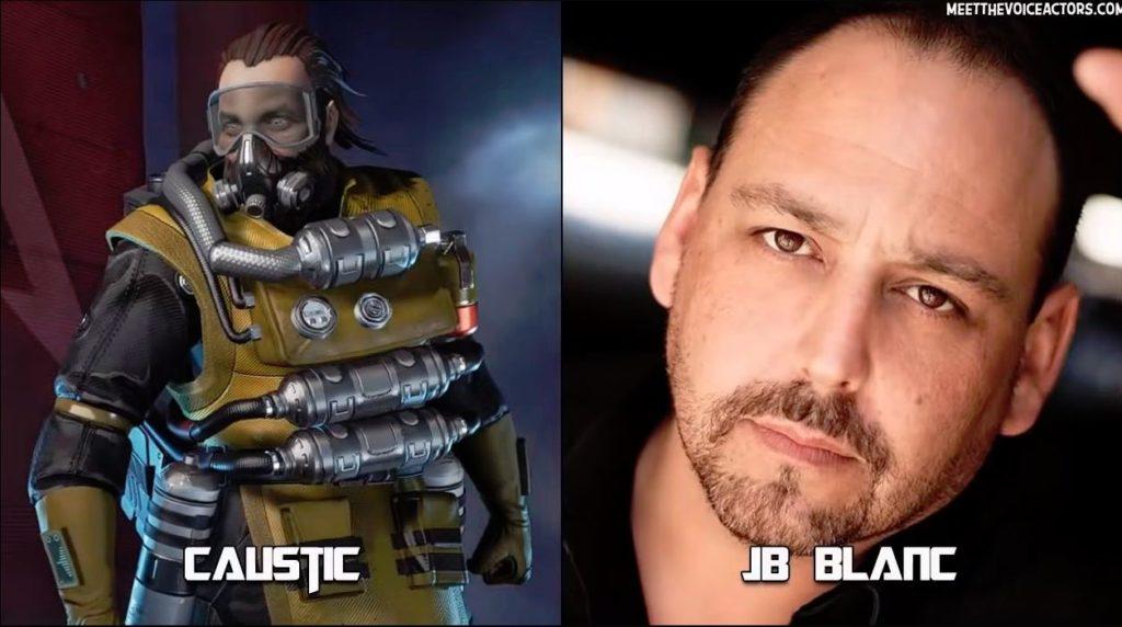 コースティック/JB BLANC