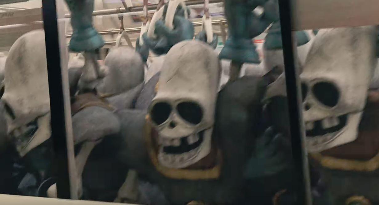 ドラクエウォークの死霊の騎士