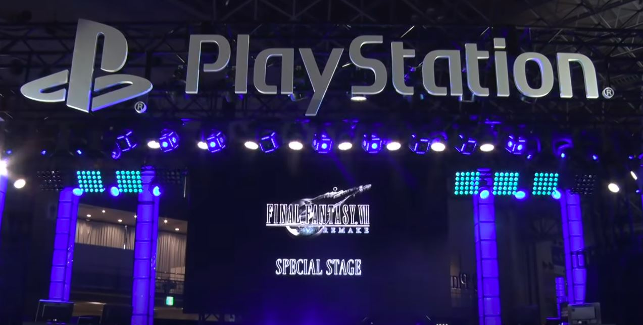 "『""FINAL FANTASY Ⅶ REMAKE"" SPECIAL STAGE』PlayStation® presents LIVE SHOW ""TGS2019"""