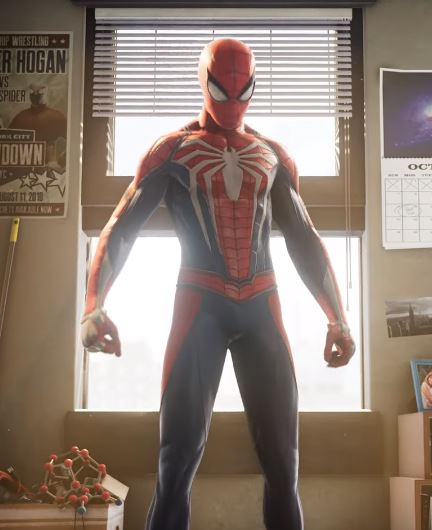 PS4 ゲーム スパイダーマン