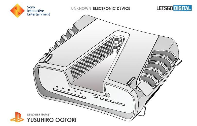 PS5の開発機の見た目