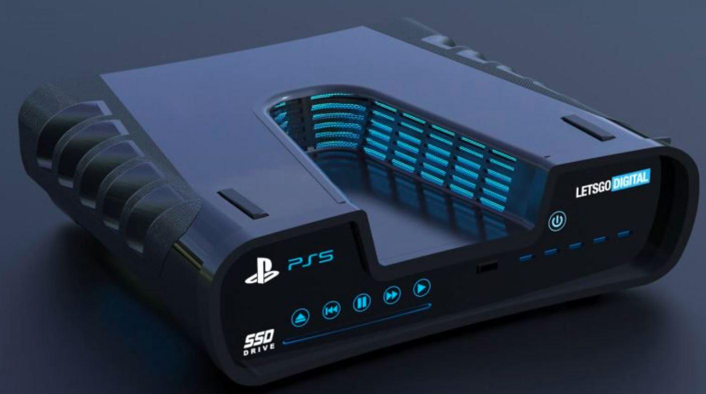 PS5開発機画像