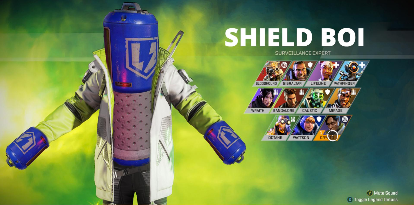 Shield BOI