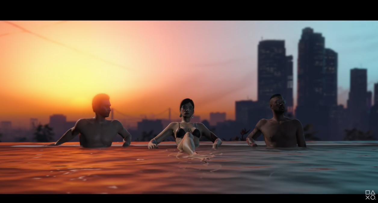 GTAオンライン(Grand Theft Auto V:グランド・セフト・オートV)
