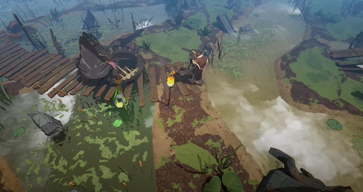 トリベル オブ ミッドガード(Tribes of Midgard)PS5