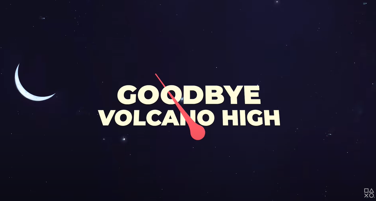 グッバイ ボルカノハイ(Goodbye Volcano High)