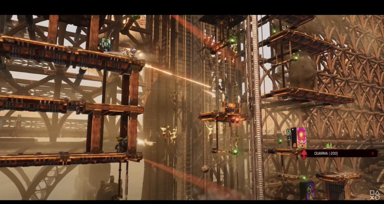 オッドワールド・ソウルストーム(Oddworld Soulstorm)PS5