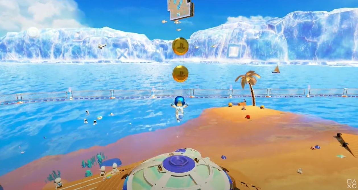アストロズ プレイルーム(Astro's Playroom)PS5