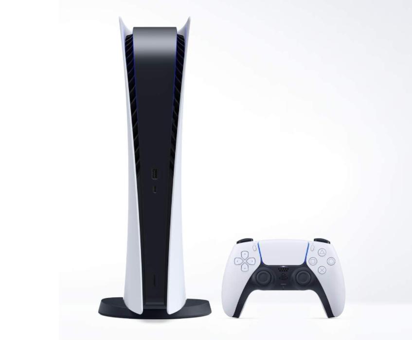 PlayStation5 デジタル・エディション ディスクドライブ非搭載モデル(CFI-1000B01)